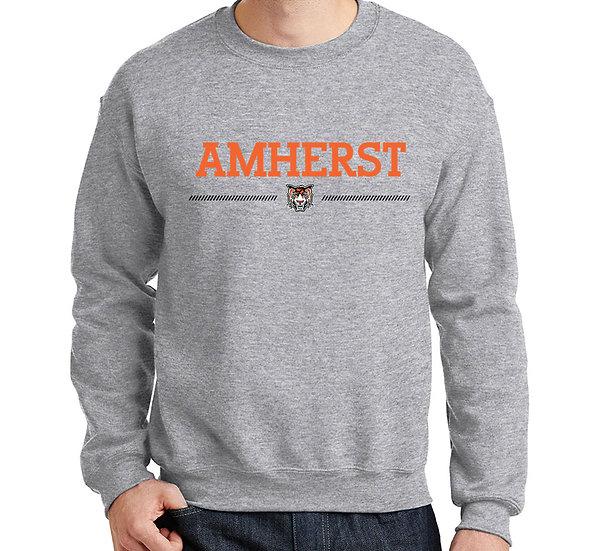 "Sweatshirt - ""Amherst"" logo"
