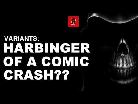 Harbinger of a Comic Crash