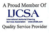 A Proud Member of IJCSA International Cleaning Services Associaton