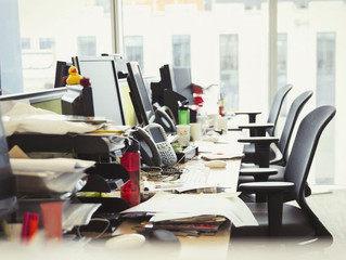 Why a clean office is so important