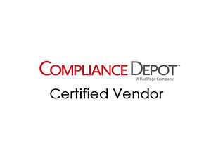Compliance Depot - Certified Vendor