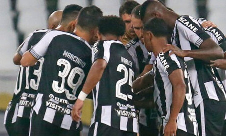 Vasco e Botafogo empatam em São Januário