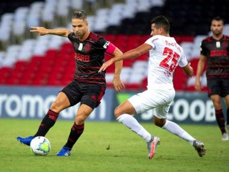 Invictos no Brasileirão, Flamengo e RB Bragantino fazem duelo no Maracanã.