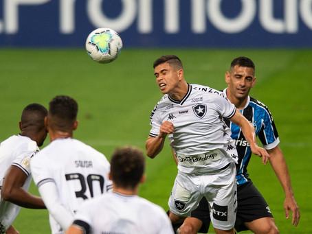 Botafogo completa quase quatro anos sem vencer clubes grandes em jogos fora do RJ; saiba mais