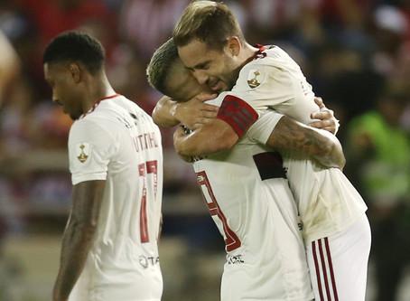 Seis meses depois, Flamengo volta a disputar partida pela Libertadores; relembre campanha até aqui