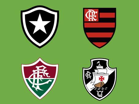 Quatro clubes grandes do Rio repetem marca negativa que aconteceu 25 anos atrás; saiba mais