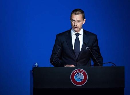 Presidente da UEFA pensa em retomar Liga dos Campeões sem público; entenda o plano