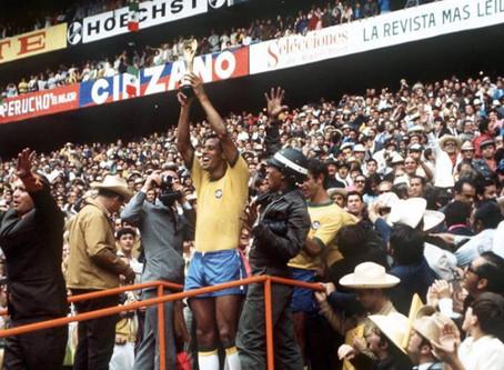 50 anos do Tri #4 - memórias de uma Copa do Mundo inesquecível: o Brasil conquista o Mundial