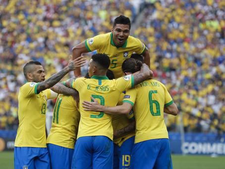 Brasil: de dúvida a um dos grandes favoritos na Copa América