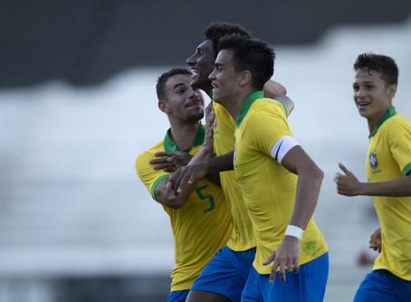 Brasil sub-17 é convocado para amistosos