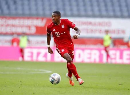 Confira as mudanças no elenco do Bayern de Munique (ALE), atual campeão europeu