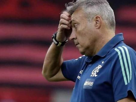 Opinião: quais foram os erros de Domènec Torrent e o que tornava o Flamengo um time comum