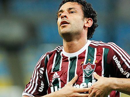 Confira os 10 clubes que mais levaram gols de Fred e as marcas históricas dele no Brasileirão