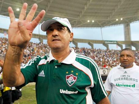 Quem foi o maior técnico do Fluminense no século? Relembre três deles e eleja o melhor