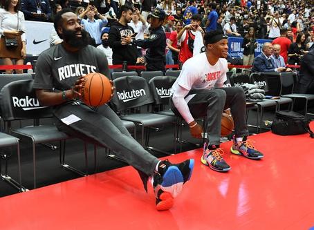 NBA: resumo da semana - pré-temporada