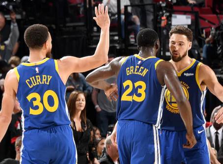 Golden State Warriors decepciona, mas pode sonhar com dias melhores