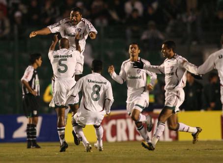 Adversários do dia, Flu venceu o Figueirense na final da Copa do Brasil há 13 anos; relembre título