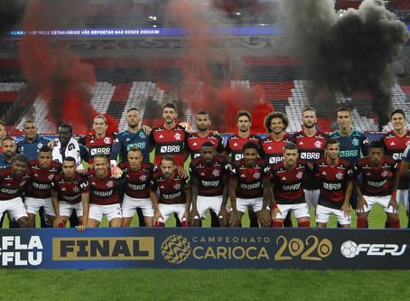 Campeão carioca, Flamengo soma mais títulos que os três rivais cariocas juntos nesta década