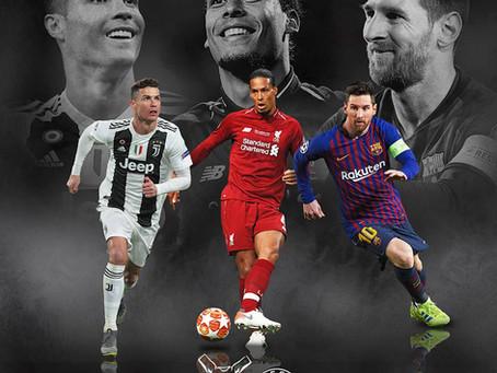 UEFA divulga lista de candidatos ao prêmio de Melhor Jogador do Futebol Europeu
