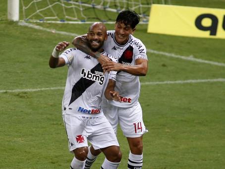 Líder, Vasco é o time que menos finaliza para marcar gols no Brasileirão; confira os detalhes