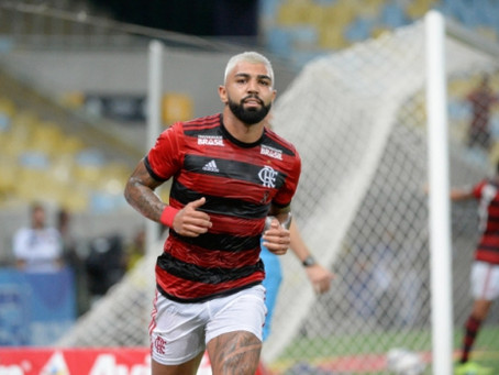 Gabigol tem nova lesão e está fora do jogo pela Libertadores