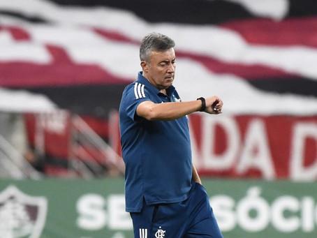 Confira uma análise tática da vitória do Flamengo por 2x1 sobre o Fluminense