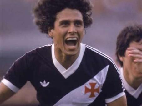 Você conhece o maior jogador da história do Vasco? Prazer,  Roberto Dinamite