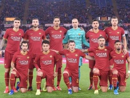 Jogadores da Roma cedem quatro meses de salários para funcionários do clube