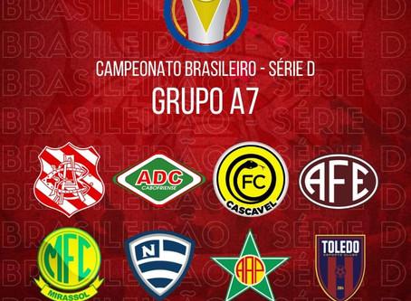 CBF anuncia nova Série D; veja os três cariocas na disputa pelo acesso
