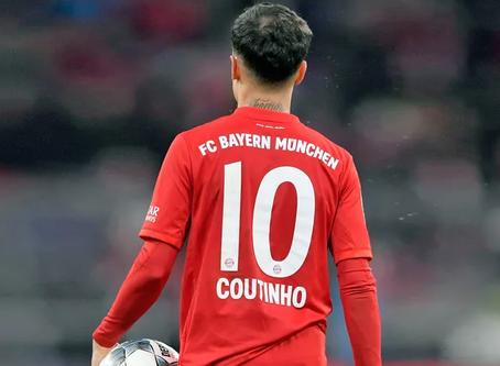"""Papo Reto - Philippe Coutinho: o """"dez"""" enganador de sorte"""