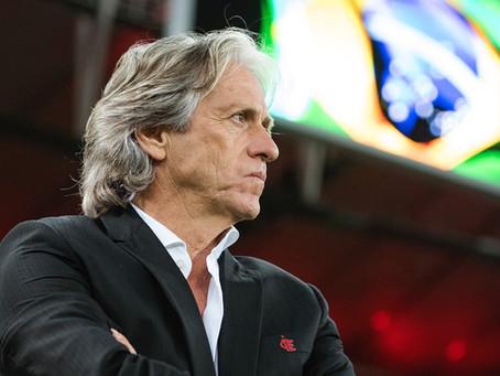 Jorge Jesus renova com o Flamengo até junho de 2021; confira os bastidores do 'dia do fico'