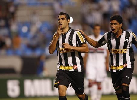 Relembre única estreia vitoriosa do Botafogo em Campeonatos Brasileiros nesta década