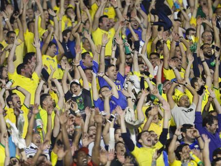 Ufa! Acabou a Copa América!