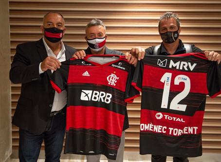 Chegada de Domenèc Torrent faz Flamengo continuar projeto de internacionalização da marca; entenda