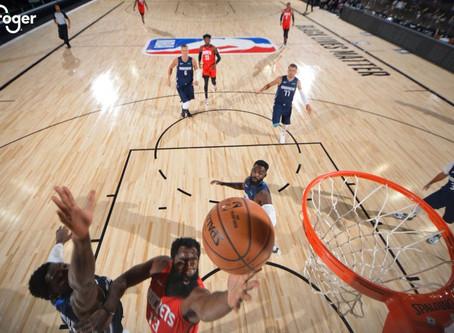 Harden imparável e Antetokounmpo absoluto no segundo dia de jogos da NBA: confira todos os destaques