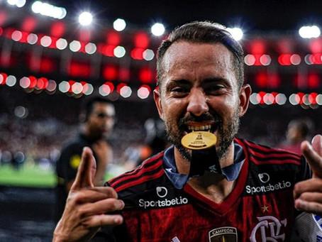 Craque silencioso, Everton Ribeiro lidera estatísticas no Flamengo