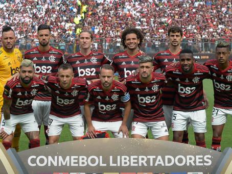 Confira os jogos que a Alternativa vai transmitir do Flamengo na Libertadores