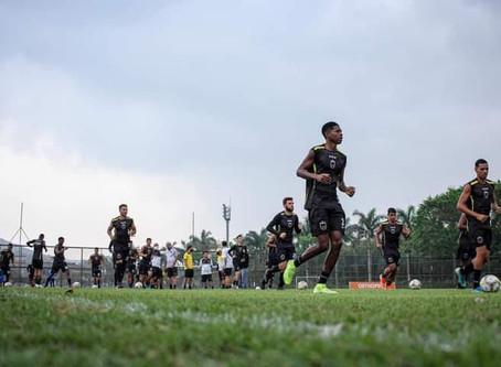 Volta Redonda segue na briga por uma vaga na próxima fase da Série C
