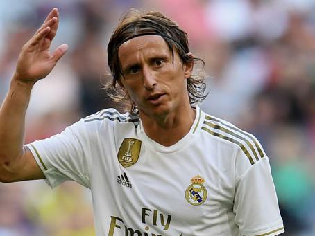 Modric tem lesão e aumenta desfalques no Real Madrid perto da estreia na Champions