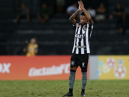 Mais um de saída: Botafogo libera e Bochecha fecha com clube gaúcho