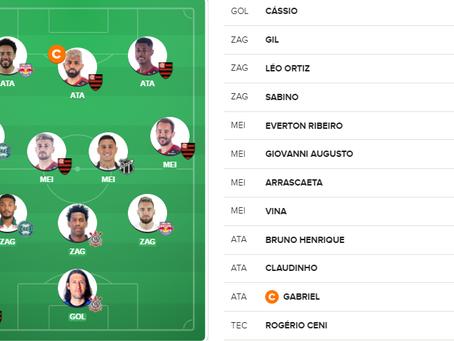 Cartola FC - confira as dicas e como ganhar cartoletas na rodada #26 - Hora do Cartoleiro