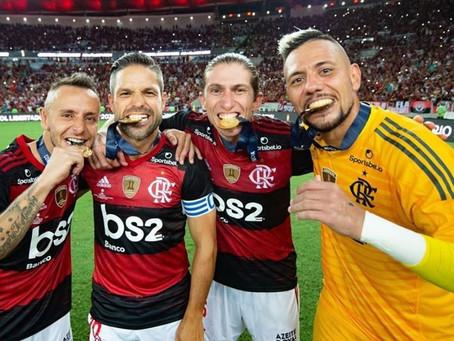 Folha salarial do Flamengo é maior do que todos os grandes cariocas juntos; confira os valores