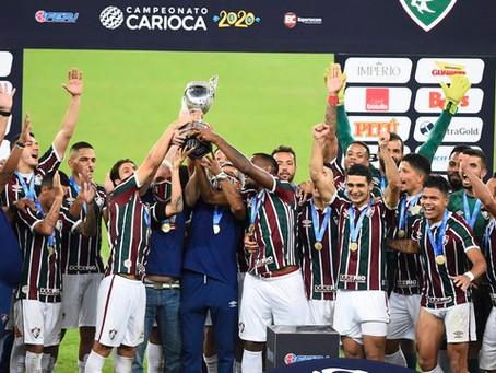Conquista do Fluminense traz emoção e justiça a campeonato que merecia ter acabado