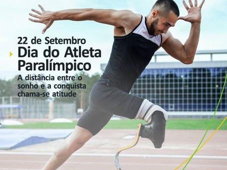 Lives celebram o Dia do Atleta Paralímpico