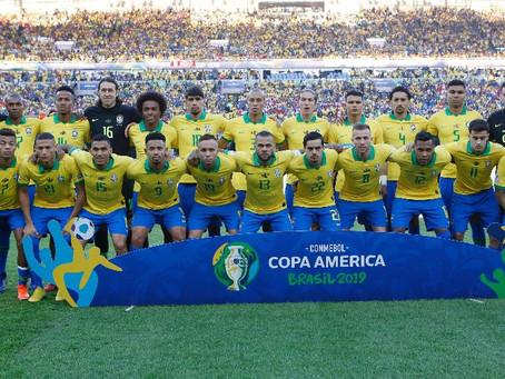 Conmebol divulga seleção da Copa América; Brasil domina com cinco jogadores