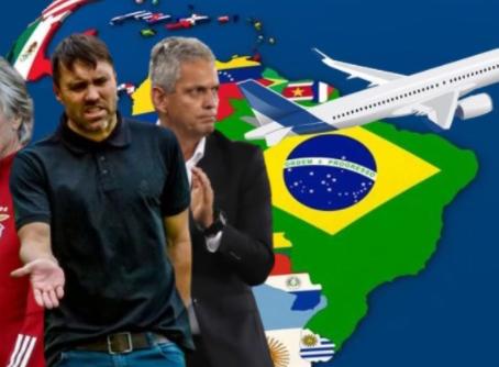 """Opinião: mercado brasileiro virou """"trampolim"""" para técnicos estrangeiros; saiba o por quê"""