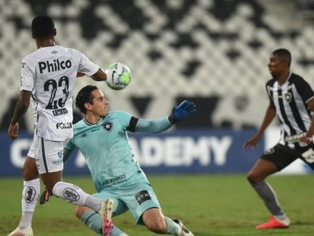 Marca negativa: Botafogo atinge o terceiro pior início de Brasileirão na década; veja números
