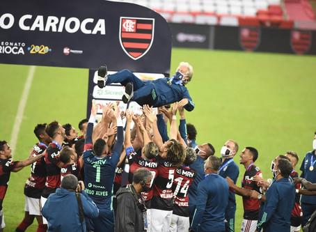 Antes e depois de Jorge Jesus: o legado do técnico português no Flamengo