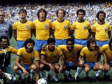 Queda do mito? Reexibição dos jogos da Seleção na Copa de 82 permite reinterpretação do seu papel