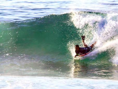 Surfista de Bodyboard deixa aposentadoria e volta às competições profissionais no Rio